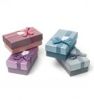 Коробка подарочная Бант 15,5х9х5,8см J00884-885