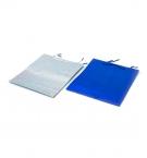 Пакет подарочный бум 21х18х6см голограмма с