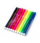 Фломастеры 10цветов Фрукты 0802c