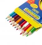 Карандаши цветные 12цветов COLOR mini
