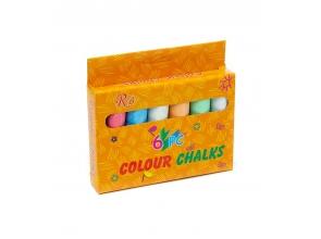 Мелки цветные Colour 6шт c