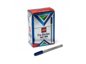 Ручка масляна синя Trе-Madee179 c