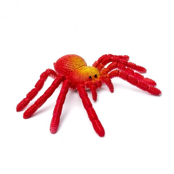 Резиновая игрушка Рептилии и насекомые mix с