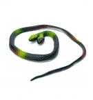 Гумова іграшка Змія двоголова с