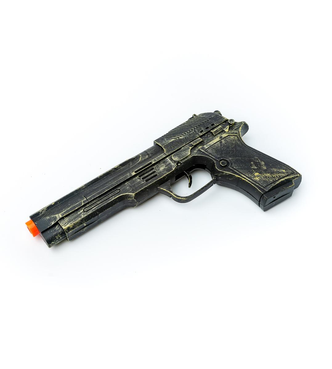 Іграшковий Пістолет тріскач на планшеті (5829) с