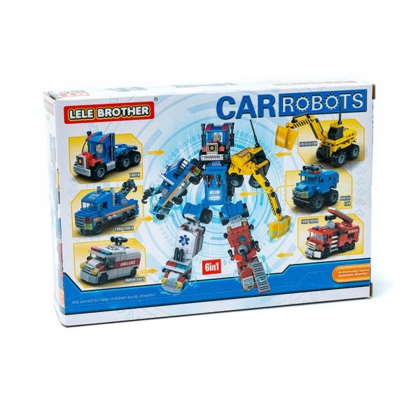 Конструктор LELE Robots 8531c