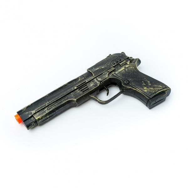Пистолет трещетка на планшете 5829 с
