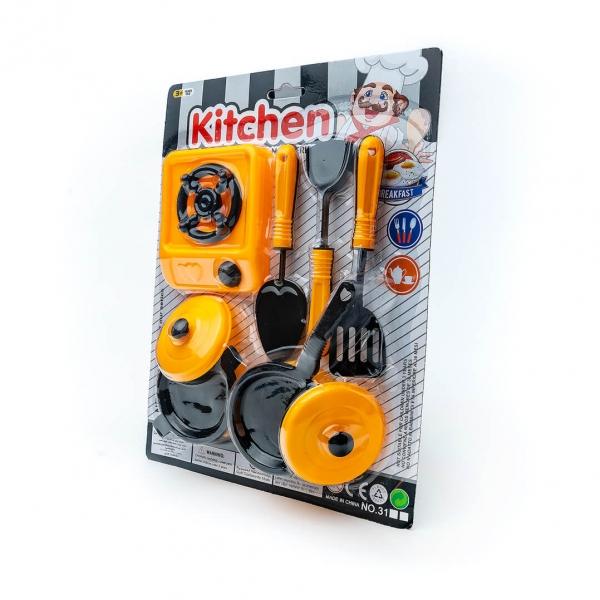 Игровой набор Кухня Kitchen на планшете №31 с