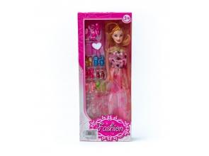 Лялька 29см Fashion з аксесуарами в коробці 2012-6 c