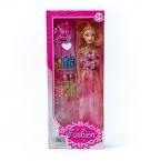 Кукла 29см Fashion с аксессуарами в коробке 2012-6 c