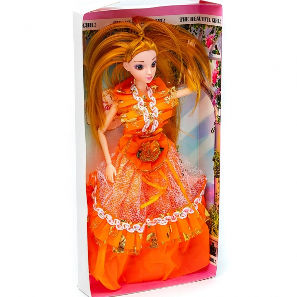 Кукла 30см в коробке 630-60 с