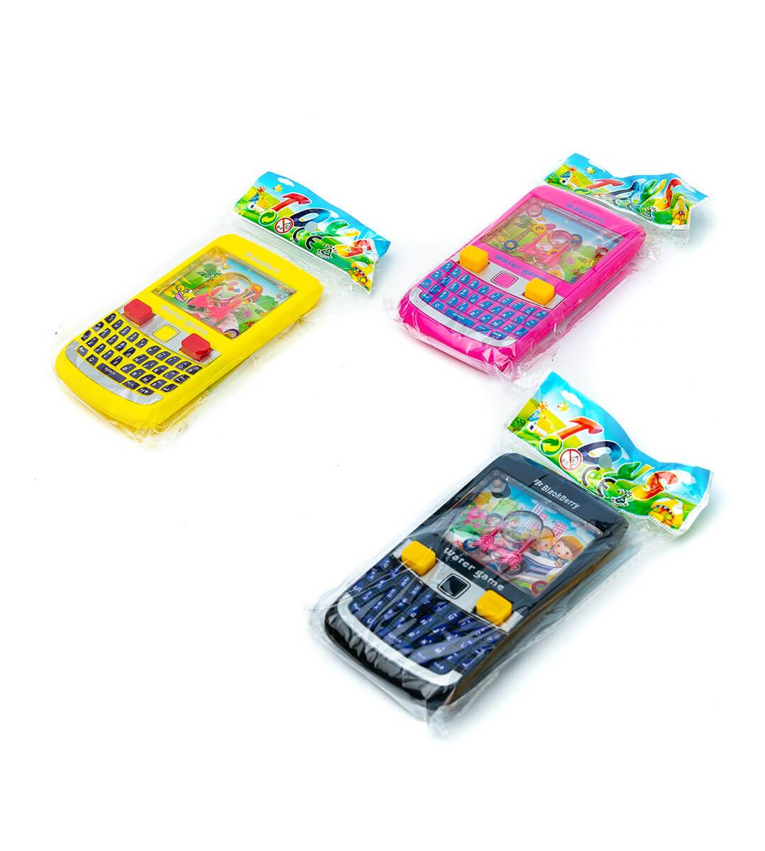 Водяная игра колечки телефон в пакете 8221 с