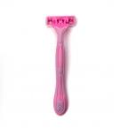 Станок для бритья женский MAX-3 1шт с